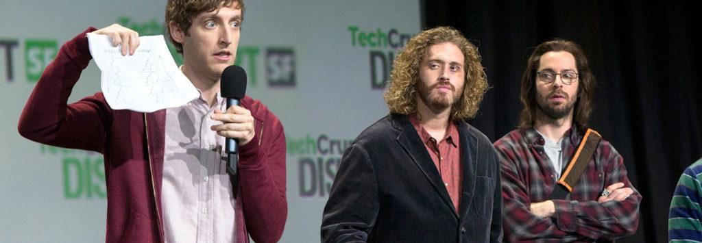 """Per dirne una, il Tech Crunch Distrupt è un evento dove sono nate molte startup americane ed è apparso anche nella serie """"Silicon Valley"""""""