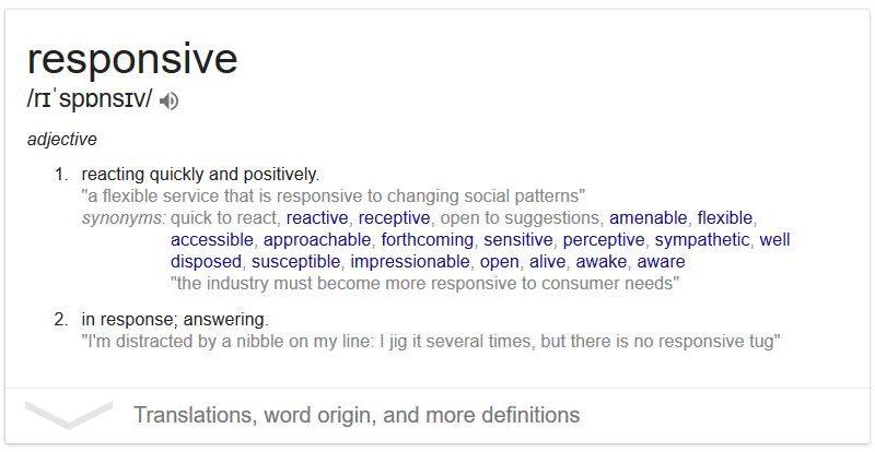 """Cosa significa """"Sito Web Responsive"""""""