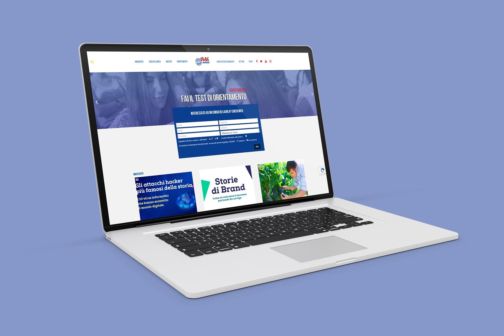 Unicusano - Sito.Express - Realizzazione siti web per università - Roma