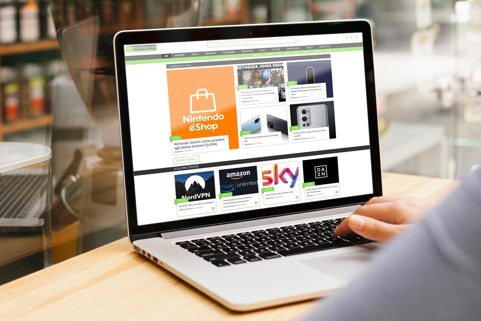 Newsdigitali - Sito.Express - Realizzazione siti web per Blog - Roma