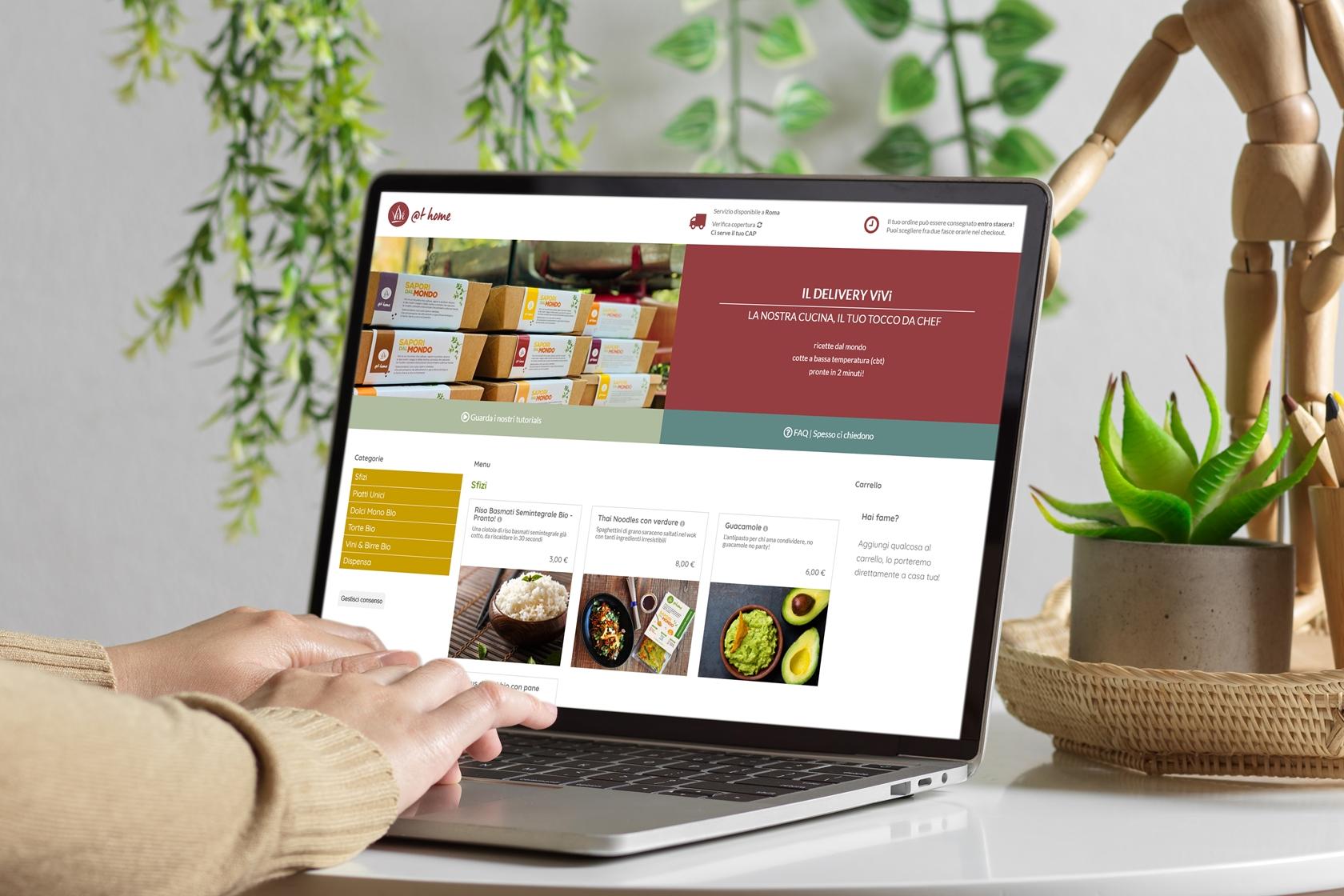Vivibistrot - Sito.Express -Realizzazione siti web per ristorazioni - Roma